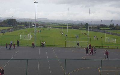 Hurling Revival in Ballyvary