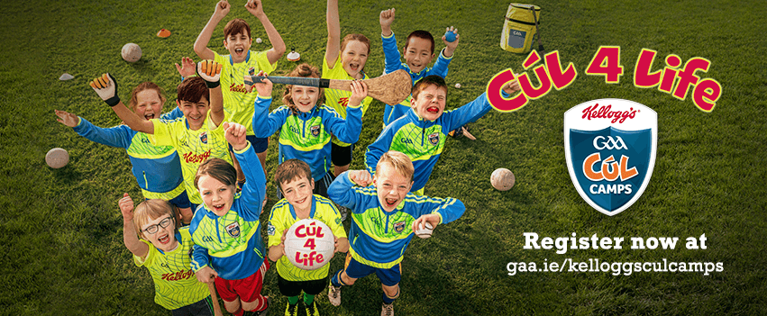 Kellogs Cúl Camp – 2018