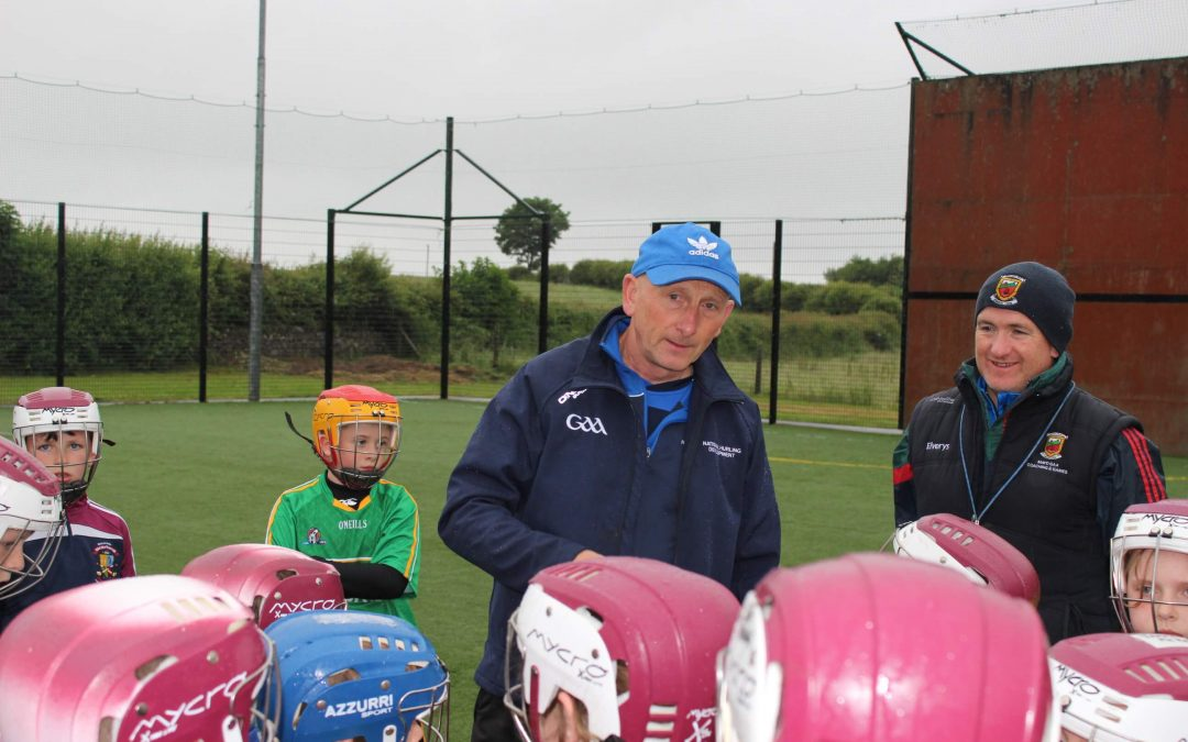 Martin Fogarty Coaching Session