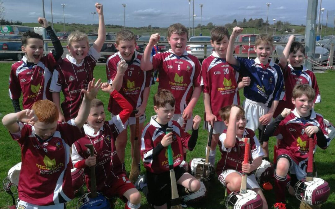Ballyvary in Tain League April 2018