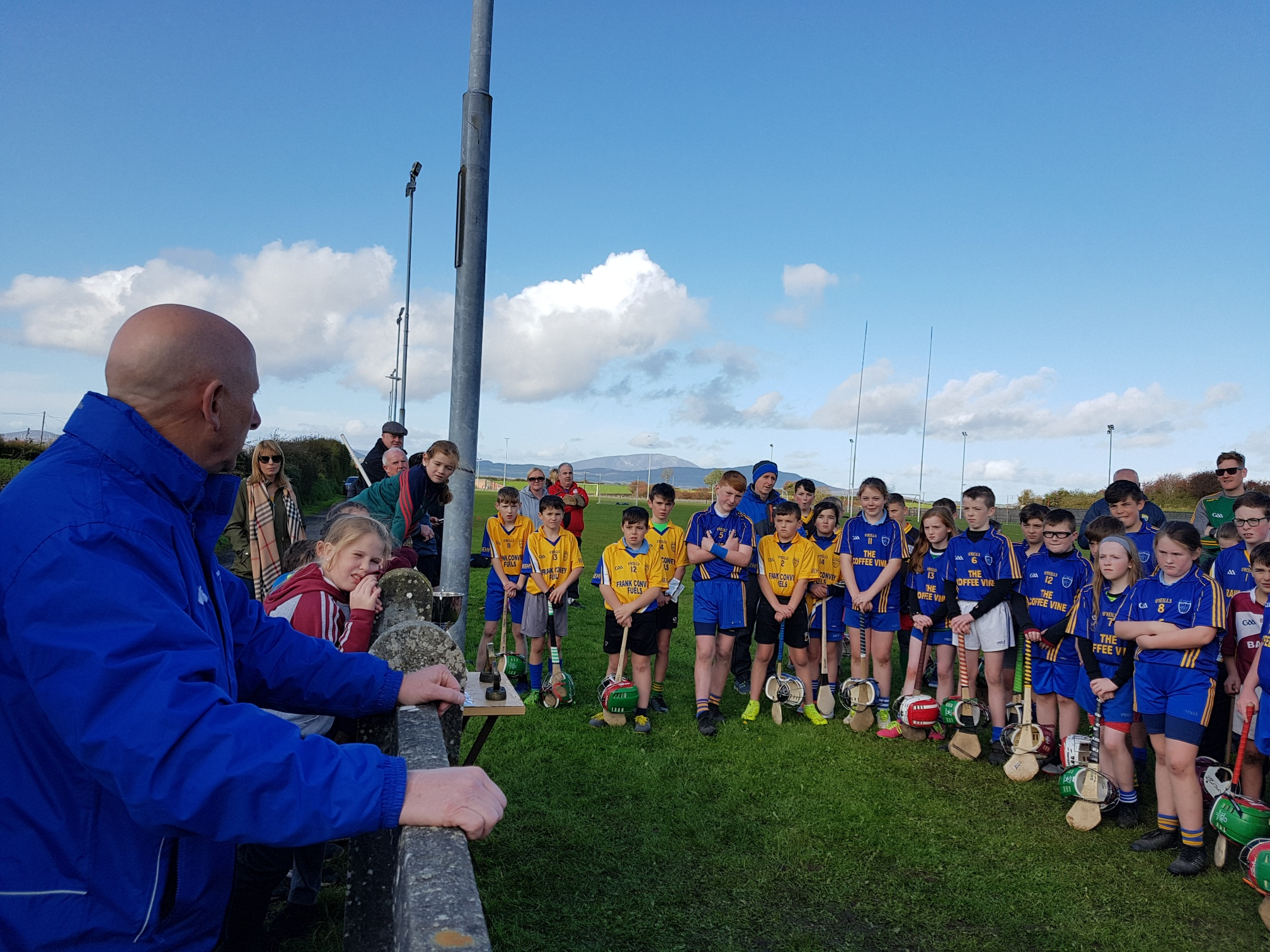 2019 Andy Walsh Memorial Tournament | Ballyvary Hurling Club
