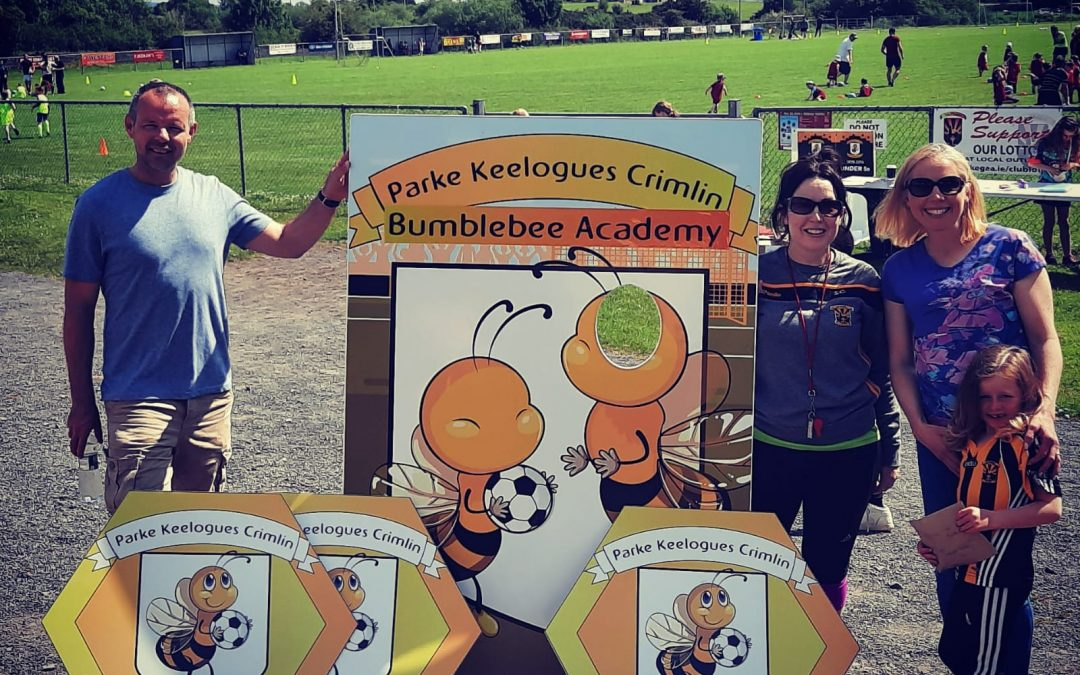 The Bumblebee Academy supporting the daisy Lodge Appeal