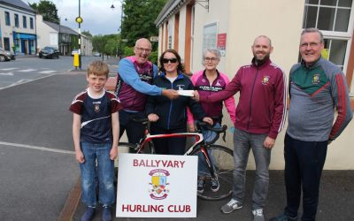 Turlough Wheelers supporting the Daisy Lodge Appeal